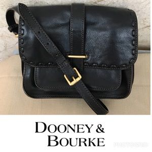 Rooney And Bourke Leather Authentic Crossbody